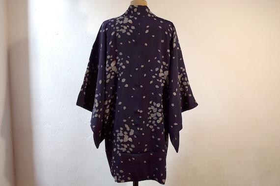 kimono, haori, vintage Japanese kimono jacket, wo… - image 3