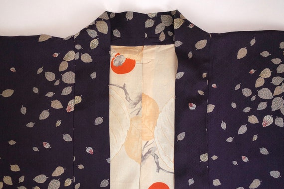 kimono, haori, vintage Japanese kimono jacket, wo… - image 6