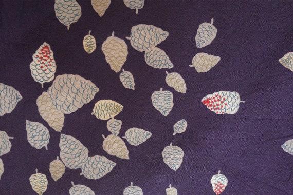 kimono, haori, vintage Japanese kimono jacket, wo… - image 8