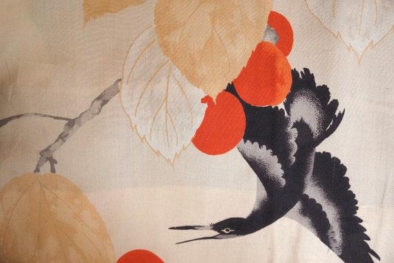 kimono, haori, vintage Japanese kimono jacket, wo… - image 9