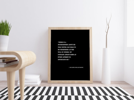 F is for FEMINIST As F*** Poster A3//A4 Feminism Quote Typography Wall Art Print