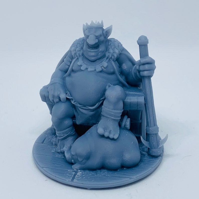 Lord of the Rings Gulvaal Miniature for D/&D Warhammer PNP Roleplaying Age of Sigmar Hope-Eater Tabletop