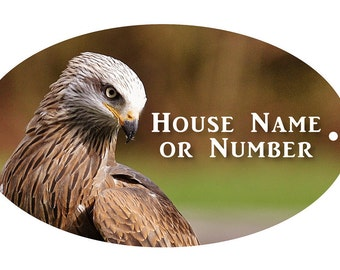 Eagle Oval House Plaque