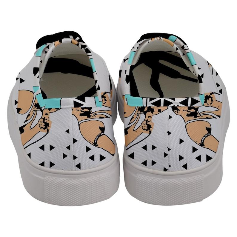 Queen Rocks Freddy Mercury Boho Rhapsody Basse Top Sneakers Ev7bWI3c