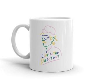 Talking Luft - Filter Coffee Mug Cycling Mug Gift for cyclists