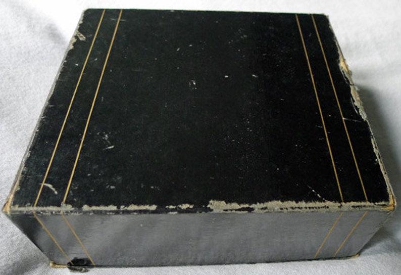 Marble Base 1940a Vintage Sheaffer White Dot Lifetime Desk Fountain Pen in Box