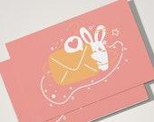 Letter Hare