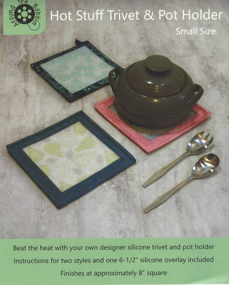Hot Stuff Trivet /& Pot Holder