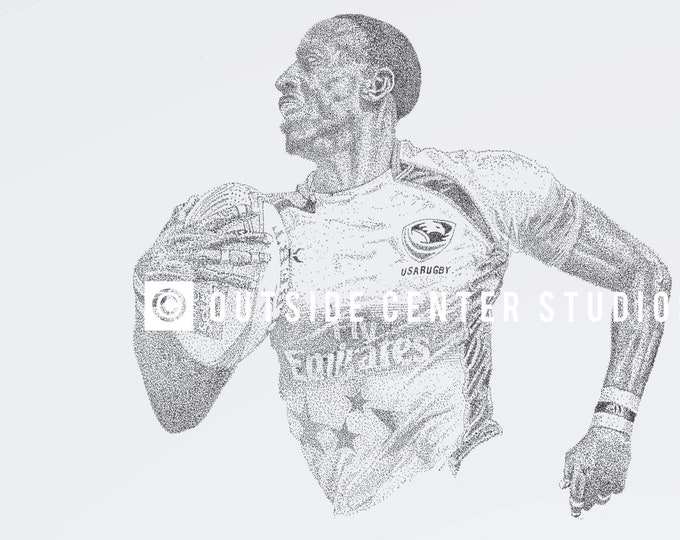 Perry Baker USA Rugby