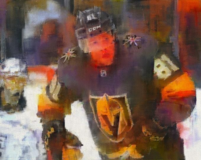 Jonathan Marchessault #81 Vegas Golden Knights