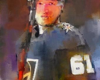 Mark Stone #61 Vegas Golden Knights