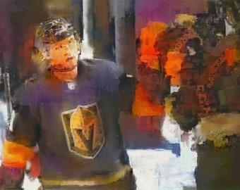 William Karlsson #71 Vegas Golden Knights