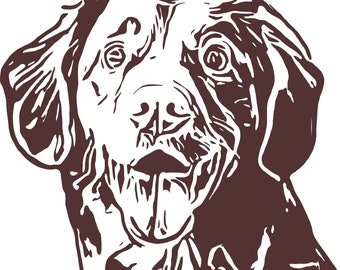 Custom Pet SVG files (digital)
