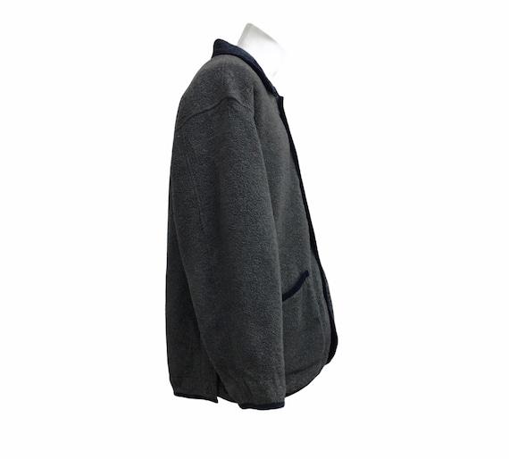 Helly Hanson Fleece Button Jacket - image 3