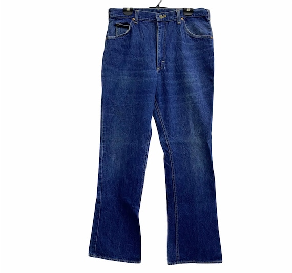 Lee Raiders Bell Bottom Jeans