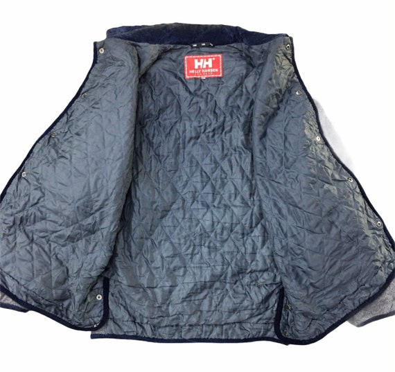 Helly Hanson Fleece Button Jacket - image 8
