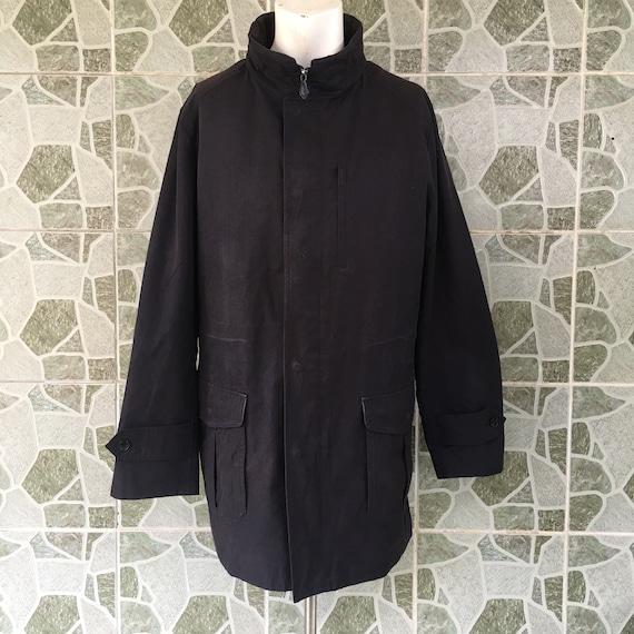 Paul Stuart Long Coat Jacket