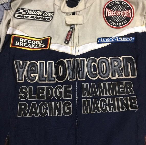 Yellow Corn Racing Jacket - image 5