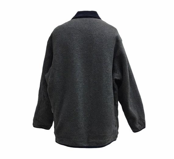 Helly Hanson Fleece Button Jacket - image 2