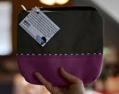 Lipstick Purple Neema Bag