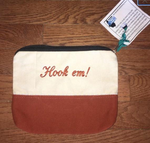 Longhorn Hook em/' Bag