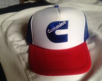 d8da09612 Cummins hat | Etsy