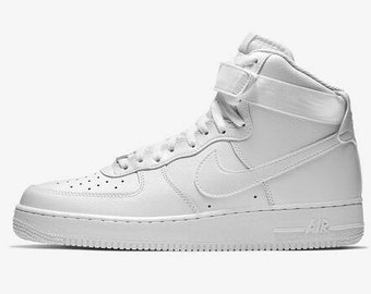 Air force 1 high top | Etsy