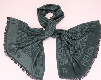 baf3698ec5a Louis vuitton scarf | Etsy