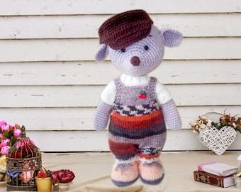 """CUTE BIRTHDAY GIFT DADDY COOL PLUSH BEAR FATHERS DAY BEAR TATTY TEDDY 7/"""""""