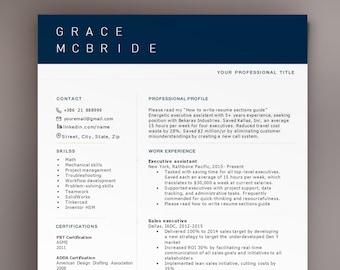 Executive resume | Etsy