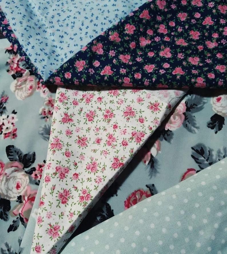 Cute Vintage Style Small Fabric Coin Purse Dotty Pink Christmas Gift Stocking Stuffer Handmade in Malta Secret Santa