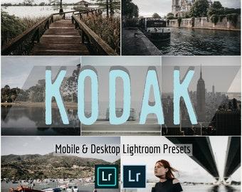 Kodak preset | Etsy