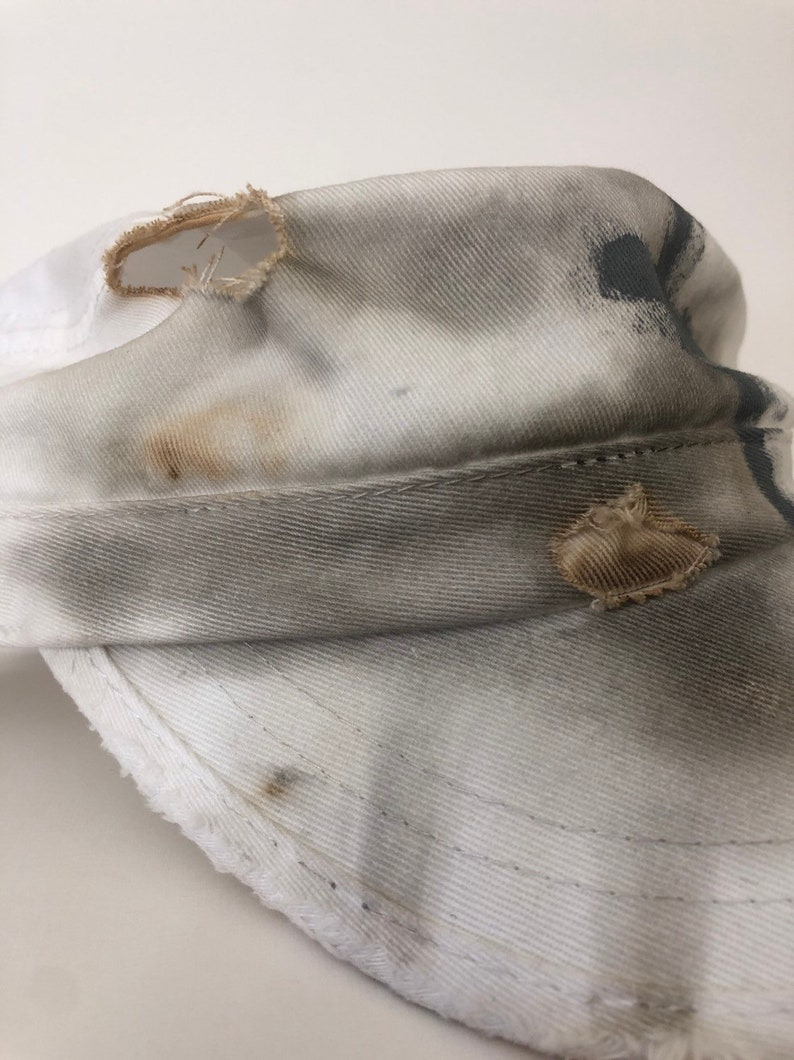 Ashed look  Burnt Inspired  Military Cross Hat  Ash Wednesday