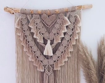 Macrame wall hanging large