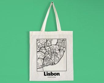 Explore The World Travel Globe Canvas Tote Bag