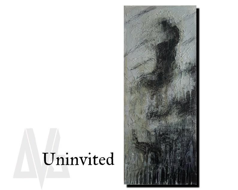 Original Dark Art  New Artwork  Contemporary Art  Modern image 0