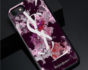 c1745a1ee3f Cases Yves Saint Laurent #5 iPhone X/XS Max XR 7 8 Plus 6S Case Cover  Samsung S8 S9 S10 Plus Galaxy Note 8 9 Case Cover