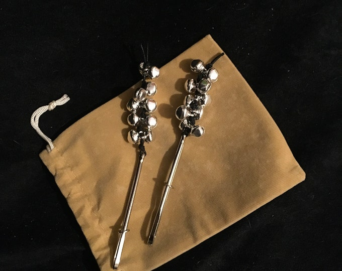 Set Nipple Clamps with Bells.