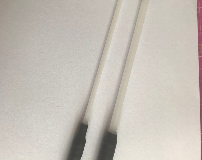 Single Flicker Cane 6mm & 4mm, 250mm (10inches) long