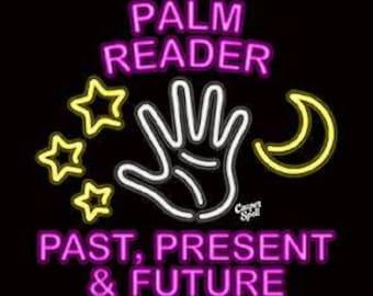 Palm reading   Etsy