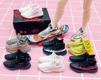 Blythe shoes dolls sport shoes 1/6 Bjd sneakers OB24 ob27