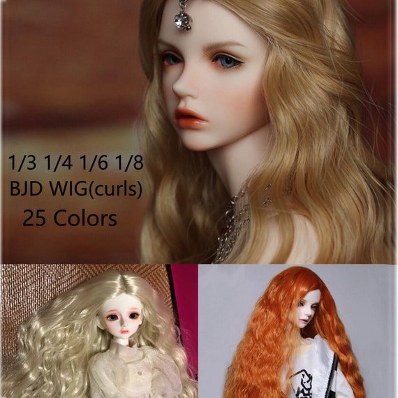 """5 pcs 7-8/"""" Silicon Wig Cap for MSD 1//4 Bjd  Doll Head Protection Cover"""