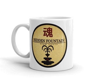 Hidden Fountain Strength Mug