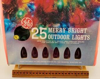 Nela Park 2020 Christmas Lites D14 bulbs   Etsy