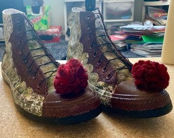 Clown shoes | Etsy