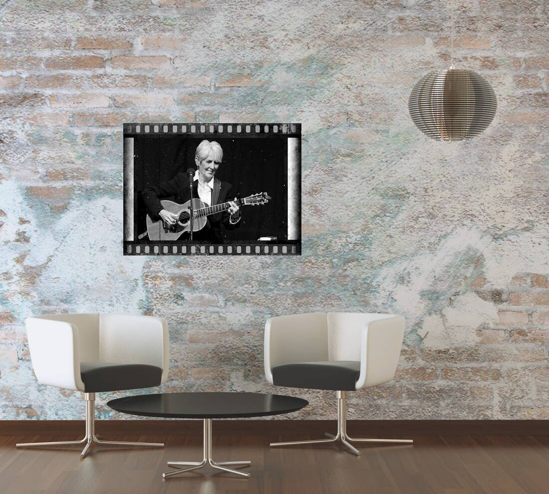 Joan Baez Wall Poster Joan Baez Print Home Room Art Decor Etsy