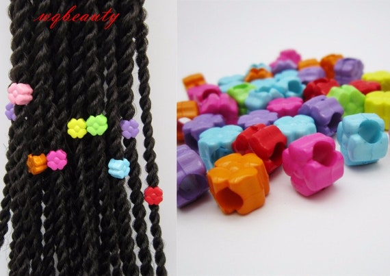 50pcs150pcs Crochet Kids Child Box Braids Hair Braid Dread Etsy