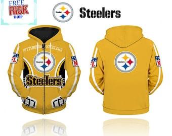 save off 065ca ec819 Steelers hoodie | Etsy