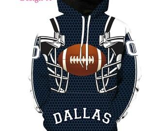 purchase cheap 3321a 43570 Dallas cowboy hoodie | Etsy