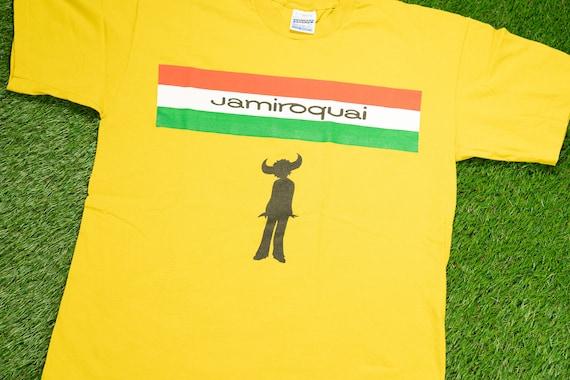 Vintage 90s JAMIROQUAI T-Shirt (M) // Singlestitch